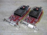 """E-buy World"" [Lot of 2] ATI HD3450 256MB DVI-DP PCI-E Video Card HP 483951-001 481649-001"