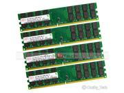 """E-buy World"" Hynix 16GB 4x4GB PC2-6400 DDR2-800Mhz 240pin Desktop Memory For AMD Motherboard"