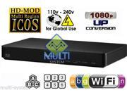 """E-buy World"" Panasonic DMP-BD91 All Region Code Free Blu Ray Player Code Free DVD WIFI USB"