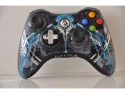"""E-buy World"" Official Microsoft xbox 360 Wireless Controller Halo 4 Forerunner Edition"