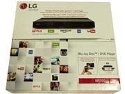 LG BP350 Blu-Ray + DVD Disc Player with Built-in Wi-Fi - Black 9SIAD3D6XB0528