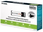 D-Link DWA-160 Xtreme N Dual Band USB Adapter RETAIL BOX