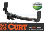 CURT Manufacturing 12123 Class II 1.25 in. Receiver Hitch Fits Transit Connect