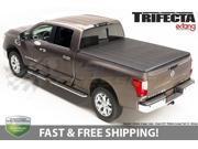 2016-2017 Toyota Tacoma 6.1ft Bed Trifecta Soft Vinyl Tri-Fold Tonneau Cover