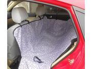 Terrific Pet Dog Rear Back Seat Car Waterproof Hammock Blanket Cover