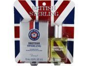 BRITISH STERLING by Dana COLOGNE .5 OZ