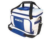 Igloo Marine Ultra Coast Bag - White, Navy - Rubber - Ultratherm Foam Insulation