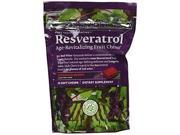 ResVitale - Resveratrol Age-Revitalizing Fruit Chews Bordeaux Berry - 30 Soft C