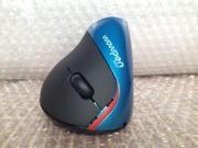 WOWPEN 2.4GHz Wireless Ergonomic Vertical Mouse Rechargeable Mouse