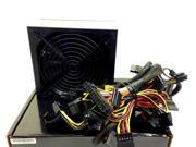 NEW! 1050W Gaming 140MM Fan x 1 Silent ATX Power Supply SATA 12V for AMD Intel