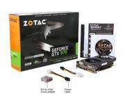 NEW! ZOTAC 1664 CUDA Cores 4GB 256-Bit GDDR5  GeForce GTX 970 4GB Video Graphics Card