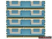 NOT FOR PC! 8GB (4X2GB) PC2-5300 ECC FB DIMM for Dell Precision Workstation 690 (Ship from US)