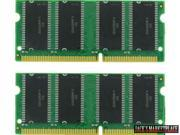 NEW 1GB (2*512MB) PC133 133MHz MEMORY FOR DELL INSPIRON 4100 1.0G 1.1G 1.2G 866 (Ship from US)