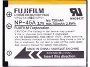 Fujifilm Original OEM Battey - Fujifilm NP-45A Li-Ion Battery Pack for Digita...