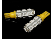 T10 13 SMD 5050 White Car Side Light Bulb 194 168 W5W LED Wedge Lamp Bulbs
