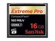 Wholesale 2 x SanDisk 16GB Extreme Pro CompactFlash Memory Card (160MB/s)