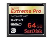 Wholesale 10 x SanDisk 64GB 64G Extreme Pro CompactFlash Memory Card (160MB/s)