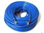 New 200FT RJ45 CAT5E ETHERNET LAN NETWORK CABLE BLUE CAT5 200 FT