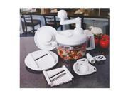 Prepmaster Food Processor 11 piece set