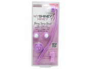 Spring Clean your Rear with the My Shiney Hiney Soft Bristle Brush Set