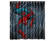 "2016 Waterproof Bath Curtain Spider-Man Home decor Bathroom Shower Curtain PEVA Fabric Shower Curtain 60""""(W)*72""""(H)"" 9SIA70772D0379"