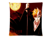 Hot Japanese Anime Dragon Ball Z Son Goku Two Sides Printed Size:18X18 Inch(50% cotton, 50% polyester)Zippered Soft Cotton Pillow Covers Decorative Cushion Cove 9SIA72M5CG5571