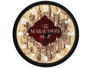 Harry Potter The Marauder''s Map Indoor/Outdoor Quartz 12