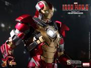1/6 SCALE Iron Man Mark 17: Heartbreaker Iron Man Sixth Scale Figure by Hot Toys Movie Masterpiece Series 9SIABMM4T19436