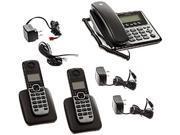 Motorola M803C dect_6.0 2-Handset Landline Telephone