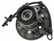 Prime Choice Auto Parts HB615106 Front Drivers Side Hub Bearing Assembly
