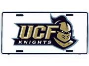 University of Central Florida Knights Aluminum License Plate - SB-LP802