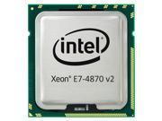 IBM 44X3984 - Intel Xeon E7-4870 v2 2.3GHz 30MB Cache 15-Core Processor