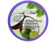 Radiant Body Butter - Coconut and Lime Twist 6.7 oz Case Pack 96 - 1894657