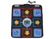 Non Slip Dance Revolution Dancing Pad Mat for Sony Playstation PS2 Console Video