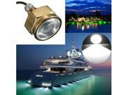 IP68 Waterproof Rate Blue 9 LED Boat Drain Plug Light brightest 27W 1800 Lumens 9SIV0E240B0964