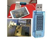 Portable Small LCD Digital USB Charger Doctor Voltage Current Power Detector Tester Meter 0-3A 9SIA76H3BZ1197