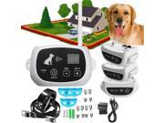 Waterproof Electric Wireless Remote 3 Dog Fence Training Pet Containment System 9SIA76H5HD6943