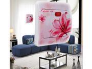 Flower Switch Wall Stickers Paper Socket Sticker Skin Home Vinyl Decal Decor DIY 9SIA76H2SP1382