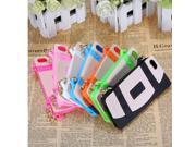 3D Purse Silicone Rubber Soft Gel Handbag Chain Case Cover For Apple iPhone 5 5s