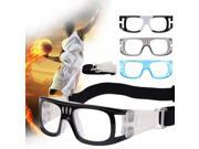 Fashion Basketball Soccer Football Sports Protective Eyewear Goggles Eye Safety Glasses Black