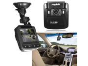 2.4'' LCD Full HD 1080P Wide Angle Car DVR Vehicle Camera Lens Video Recorder Dash Cam Car Dashboard