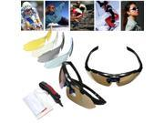 Professional Polarized Cycling Driving Glasses Bike Outdoor Sports Sunglasses UV400 5 PC Lens 9SIA76H31H3749