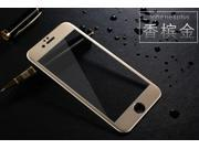 9H Full Cover Colored Real Tempered Glass Screen Protector Guard Film Shield For 4.7'' iPhone 6 9SIV0E240A6746