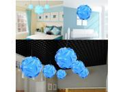 Contemporary Ceiling Pendant Modern IQ Jigsaw Bedroom Hanging Lamp Light Shade Home Decor