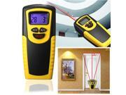 Portable LCD Digital 18m Ultrasonic Laser Pointer Distance Measure Meter Tester 9SIA76H3AM5283