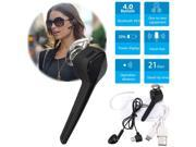 Stereo Bluetooth 4.0 Wireless Headset Headphone Earphone for iPhone 6 Samsung S6