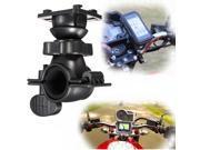 Universal 360°Degree Cell Phone GPS Motorcycle MTB Bicycle Handlebar Bike Mount Holder 9SIA76H3CS8856
