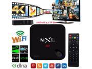 MXIII-G S812 4Kx2K WiFi Octa Core 1GB/8GB Smart TV Box XMBC HDMI for Android 5.1