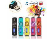 8GB Digital LCD Screen Display USB Disk Mp3 Music Media Player FM Radio Voice Recorder Gifts