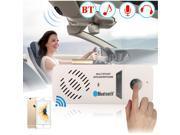 Bluetooth Multipoint Wireless Handsfree Car Sun Visor Speaker Phone Speakerphone 9SIA76H3S28178